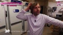 """Gontran Cherrier raconte ses premiers petits boulots de boulanger dans """"24h avec"""" (EXCLU VIDEO)"""