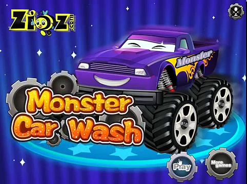 CARS MONSTER TRUCK – CARS GAME