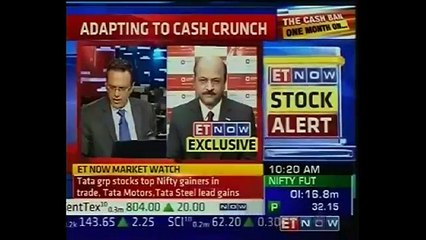 Mr. Rakesh Khanna, CEO, Orient Electric speaks with ET Now on the impact of demonetisation.
