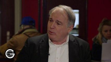 Interview de Alain Garrigou version longue - Le Gros Journal du 25/01 - CANAL+