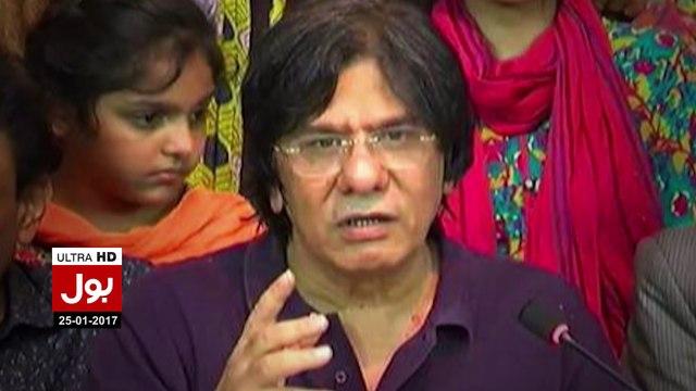 Beaking Today - Muttahida Qaumi Movement's (MQM) Rauf Siddiqui