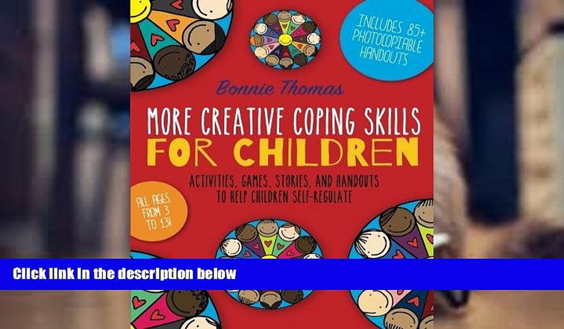 PDF More Creative Coping Skills for Children: Activities, Games, Stories,  and Handouts to Help