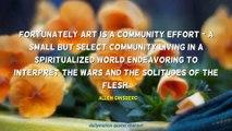 Allen Ginsberg Quotes