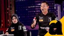 Visi Misi Cagub Cawagub DKI Jakarta Agus-Sylvi di Debat Putaran