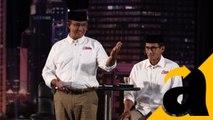 Visi Misi Cagub Cawahub DKI Jakarta Anies - Sandi di Debat Putaran Kedua