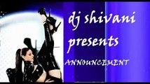 DJ announcements II wedding dj announcement II DJ shivani