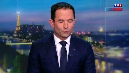 Benoît Hamon : Ségolène Royal bientôt à ses côtés? Il l'espère