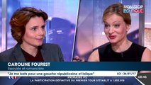 Caroline Fourest dézingue Benoît Hamon, soutient-elle Manuel Valls ?