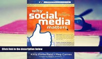 PDF  Why Social Media Matters: School Communication in the Digital Age Pre Order