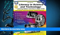 PDF [FREE] DOWNLOAD  Literacy in Science and Technology, Grades 6 - 8: Learning Station Activities