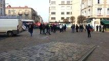 Les Creusois de GM&S ont su se faire entendre lors de l'audience au Tribunal de Commerce de Poitiers
