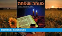 READ book Menucha V simcha: Basic Laws And Themes Of Shabbos And Yom Tov and Their Applications in