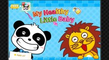 Healthy Little Baby Panda Babybus - Gameplay app android apps apk