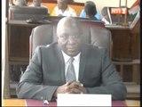 Paul Koffi Koffi échange avec les retraités militaires