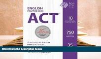 Audiobook  ACT English Practice Book (Advanced Practice Series) (Volume 7) Full Book