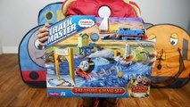 GIANT THOMAS THE TANK Engine Thomas and Friends Toy Trains Surprise Toys Tent Giant Eggs Surprise
