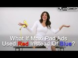 If Maxi Pad Ads Used Red Instead of Blue   by UCB Comedy