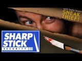 Sharp Stick Security: a COMMERCIAL PARODY by UCB's Sneak Thief!