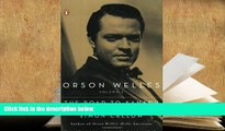 Epub  Orson Welles, Volume 1: The Road to Xanadu (Orson Welles / Simon Callow) Trial Ebook