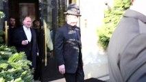 Une heure avec Boy George à la Fashion Week