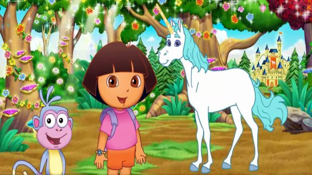 Dora the Explorer PLAY: Nick Jr. Games - Adventure Gameplay for Kids (Enchanted Forest)