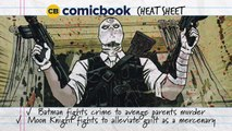 ComicBook Cheat Sheet: Moon Knight
