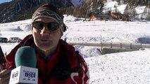Hautes-Alpes : Les amateurs de poudreuse se sont donnés rendez-vous à Montgenèvre