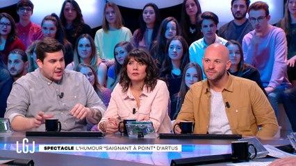Le Grand Journal, la suite  du 27/01 - Le grand journal, la suite - CANAL+