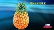 Learn Fruits Names For Kids and Toddlers   Learning Fruits Names For Preschool Children In English