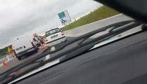 Accident sur la LiNo : 3 véhicules impliqués et circulation très...