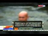 NTG: Mga naka-quarantine ng OFW, nakikiusap na sana'y pauwiin na sila