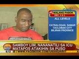 UB: Samboy Lim, nananatili sa ICU matapos atakihin sa puso