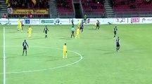 US Orléans 1-0 FC SOCHAUX-MONTBÉLIARD - Tous Les Buts (27/01/2017) / LIGUE 2