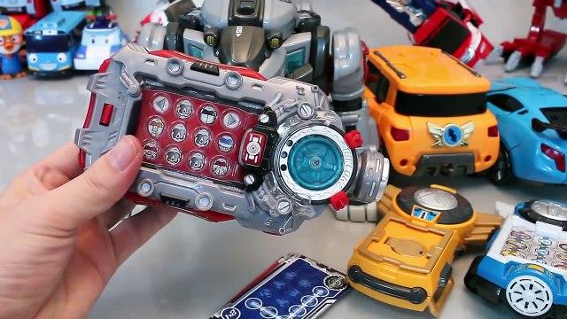 또봇 스마트키 바이클론즈 카봇 타요 뽀로로 폴리 장난감 Tobot Robot Toys трансформеры робот Игрушки
