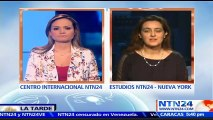Directora de US Mexico Foundation, Rebeca Vargas dice a NTN24 que 'dreamers' están preocupados por sus padres
