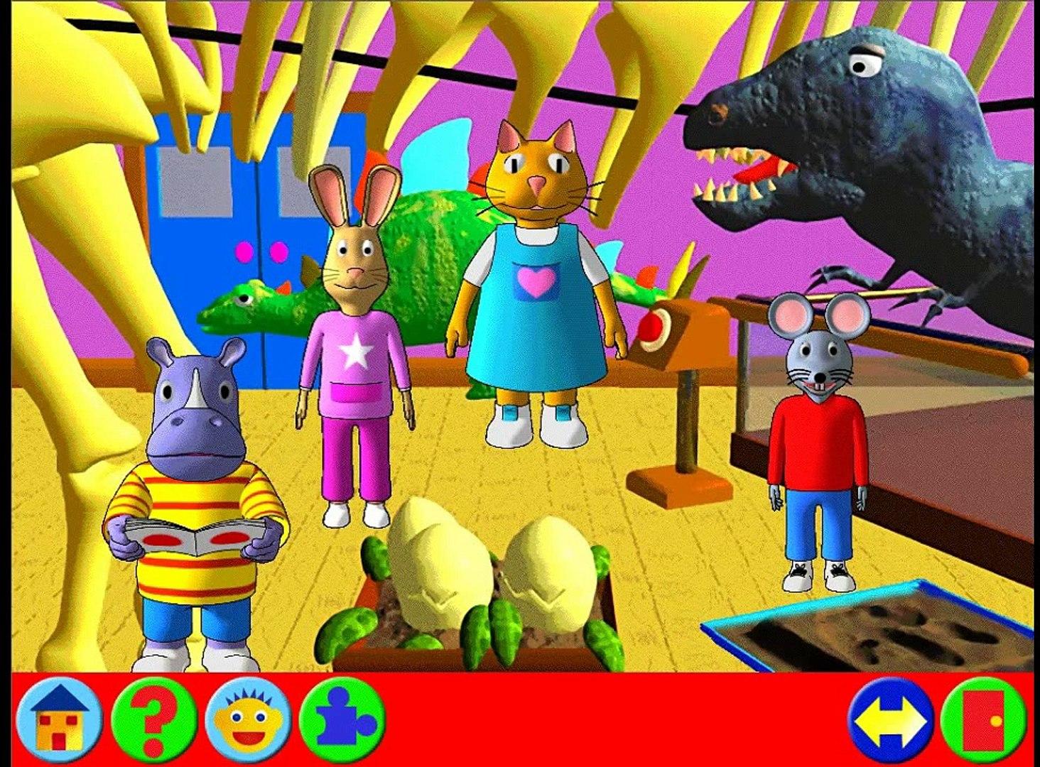 Страна знаний Де агостини - Встреча с динозаврами