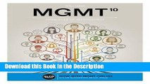 Download [PDF] MGMT (with MGMT Online, 1 term (6 months) Printed Access Card) (New, Engaging
