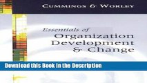 Download [PDF] Essentials of Organization Development and Change Full Ebook
