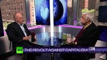 Chris Hedges -Tariq Ali : Global revolt against corporate capitalism & inequality