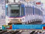 MRT-3 system, binigyan ng bagsak na grado dahil sa kabi-kabilang problema at aberya