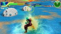 Dragon Ball Z Tenkaichi Tag Team - Piccolo Super Namek VS Golden Freeza