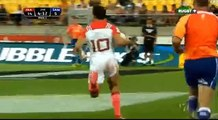 France 7 domine les Samoa à Wellington (28-5)