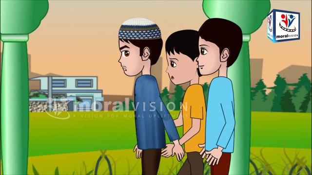 Naved & Sarfaraz fights to learn surah falaq