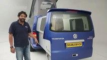 Cet homme presse sur le bouton de son van, et ce qui se passe ensuite est vraiment génial !