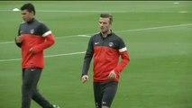 Le message émouvant de Ronaldinho au PSG !