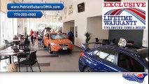Patriot Subaru of North Attleboro Near Rhode Island, RI | Dealer Rating