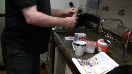 Cozinha atrapalhada Missô Shiro (Repostagem)
