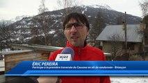 D!CI TV : Hautes-Alpes : deux haut-alpins vont traverser le Caucase en ski de randonnée