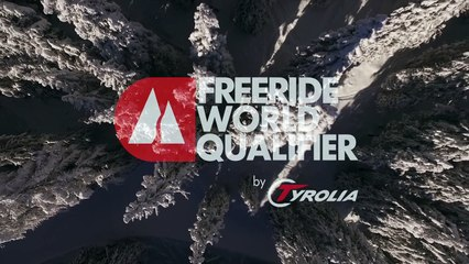 Winning run Jan Bonetti - ski men - Verbier Freeride Week 2* #3 2017