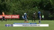 Amistoso: Vélez Sarsfield 0 - 1 Talleres (C) - (27.01.2017)
